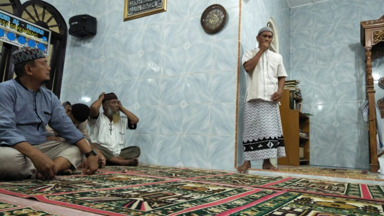 SAMBUT RAMADHAN,MASYARAKAT DESA SEPEMPANG HADIRI TABLIGH AKBAR